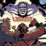 Invasion from Planet Wrestletopia Issue #1