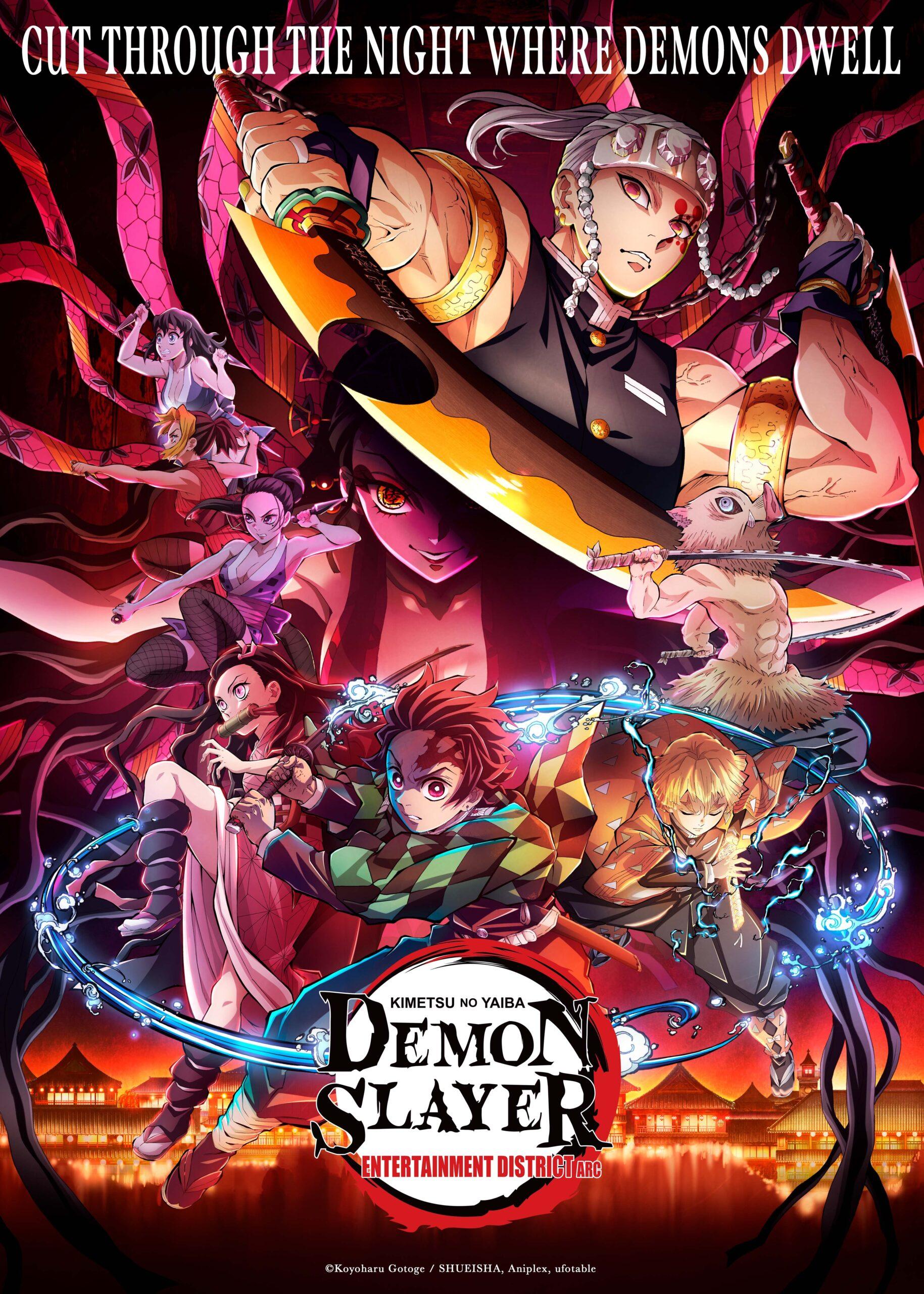 Demon Slayer_ Kimetsu no Yaiba Entertainment District Arc KV