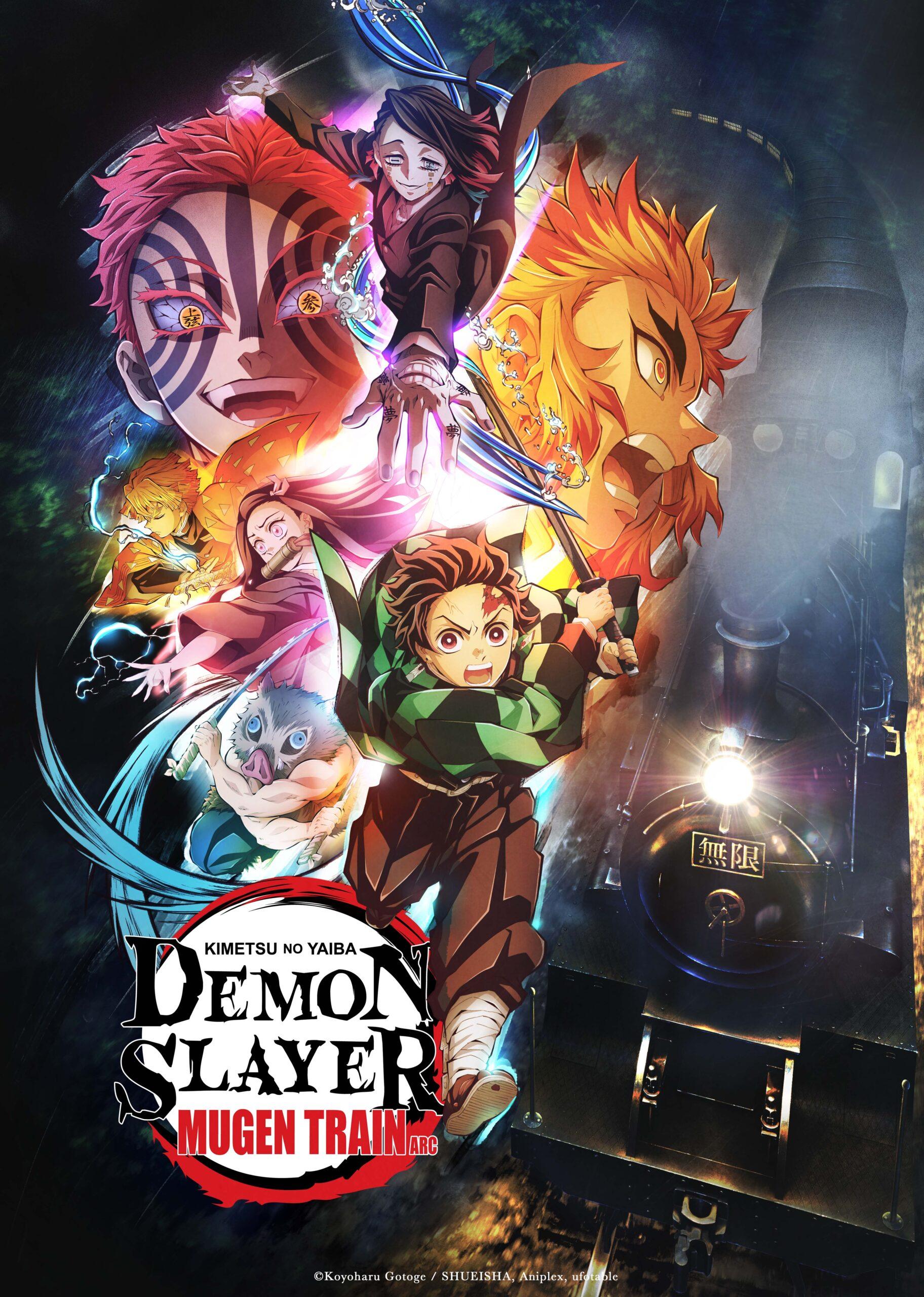 Demon Slayer_ Kimetsu no Yaiba Mugen Train Arc KV